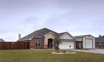 Farmersville Single Family Home For Sale: 3123 Gunsmoke Drive