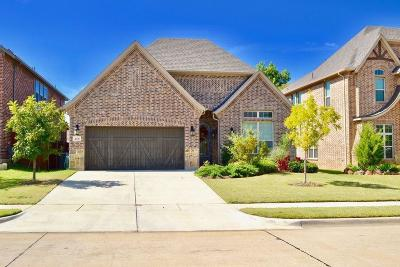 Grapevine TX Single Family Home Active Option Contract: $470,000
