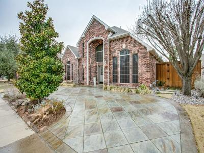 Plano Single Family Home Active Option Contract: 4417 Galsford Drive