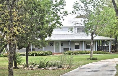 Glen Rose Single Family Home For Sale: 1433 County Road 306a