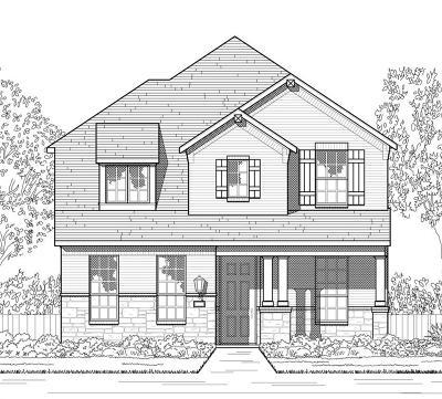 Arlington Single Family Home For Sale: 1409 Bird S Fort Trail