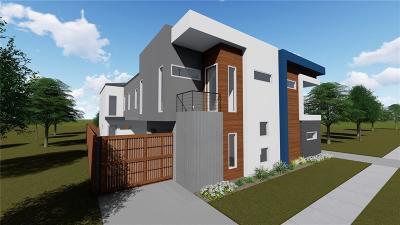 Fort Worth Half Duplex Active Option Contract: 313 Templeton Drive