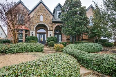Keller Single Family Home For Sale: 1401 Woodborough Lane