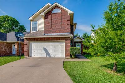 Lewisville Single Family Home For Sale: 1366 Mimosa Lane