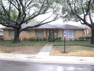 Dallas Single Family Home For Sale: 3020 Timberview Rd