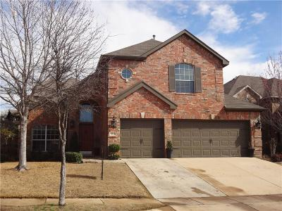 Fort Worth Single Family Home For Sale: 9012 Silsby Drive