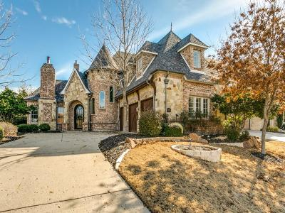 McKinney Single Family Home For Sale: 6212 Avalon Woods Drive
