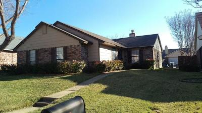 Dallas Single Family Home For Sale: 9412 Dumfries Drive