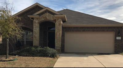 Fort Worth Single Family Home For Sale: 1304 Fallow Deer Drive