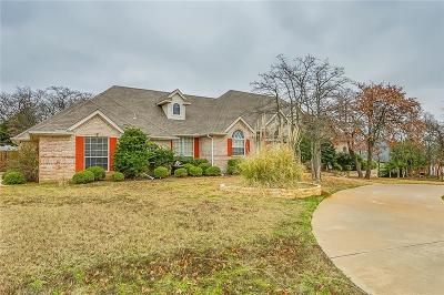 Burleson Single Family Home For Sale: 3401 Country Vista Drive