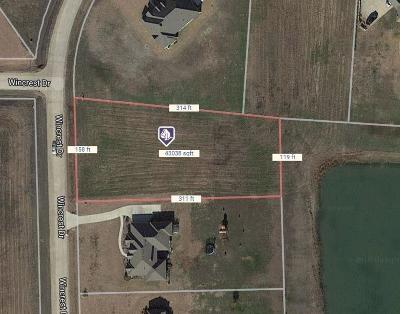 Rockwall, Royse City, Fate, Heath, Mclendon Chisholm Residential Lots & Land For Sale: 5020 Wincrest Drive