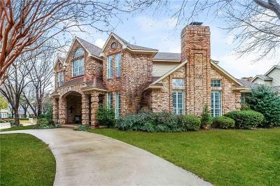 Plano Single Family Home For Sale: 2712 Shoal Creek Circle