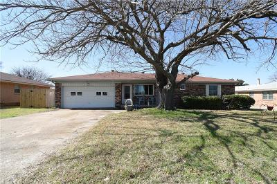 Desoto Single Family Home Active Option Contract: 135 S Parks Drive
