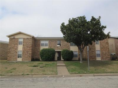 White Settlement Multi Family Home Active Option Contract: 8025 Cambridge Circle