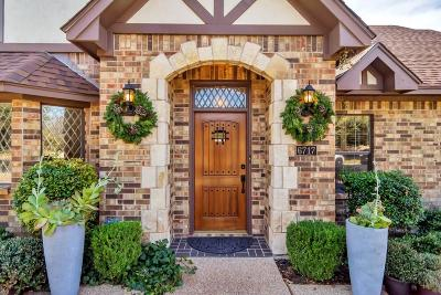 Mira Vista, Mira Vista Add, Trinity Heights, Meadows West, Meadows West Add, Bellaire Park, Bellaire Park North Single Family Home For Sale: 6717 Morning Dew Drive