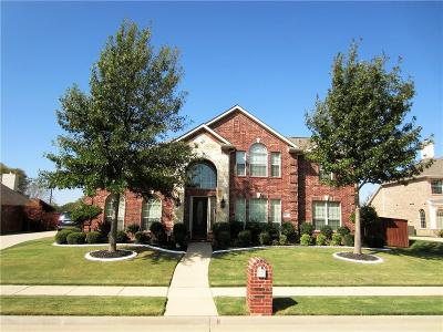 Flower Mound Single Family Home Active Option Contract: 5805 Lavon Drive