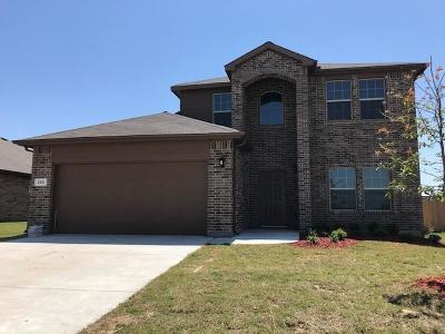 Ponder Single Family Home For Sale: 302 Fairgrounds Drive