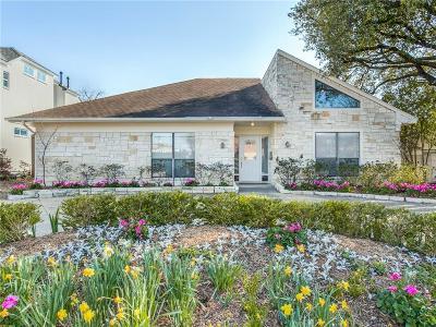 University Park Single Family Home For Sale: 3437 Haynie Avenue