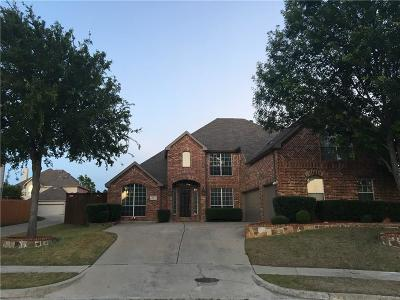 Allen  Residential Lease For Lease: 715 Wheaton Court