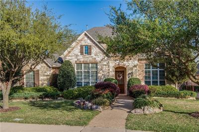 McKinney Single Family Home For Sale: 1604 Pecan Point Drive