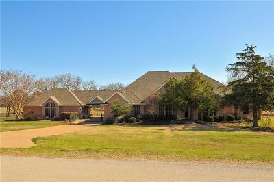 Burleson Single Family Home For Sale: 2729 Bent Oaks Drive