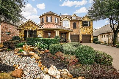Allen Single Family Home For Sale: 956 Pheasant Drive