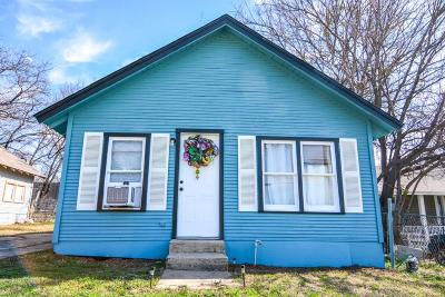 Stephenville Single Family Home For Sale: 425 S Belknap Street