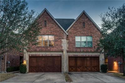 Dallas Half Duplex For Sale: 5934 Lewis Street