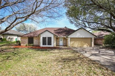 Benbrook Single Family Home For Sale: 1329 Blanco Court