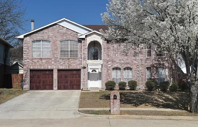 Corinth Single Family Home For Sale: 2122 Meadowview Drive