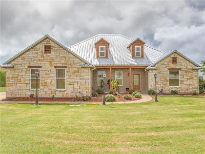 Weatherford Single Family Home For Sale: 206 Haciendas Drive