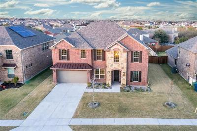 Sachse Single Family Home Active Option Contract: 5113 Rosewood Lane