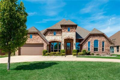 McKinney Single Family Home Active Kick Out: 8028 Prentiss Drive