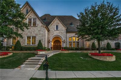 Frisco Single Family Home Active Option Contract: 7905 Brookhollow Boulevard