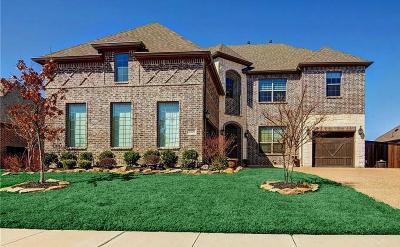 McLendon Chisholm Single Family Home For Sale: 1406 Corrara Drive