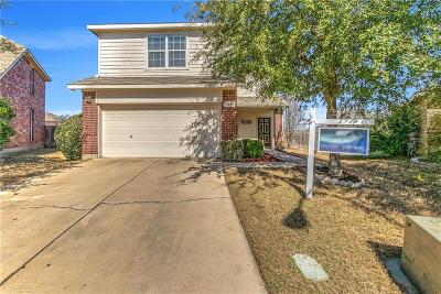Fort Worth Single Family Home For Sale: 11845 Cottontail Drive