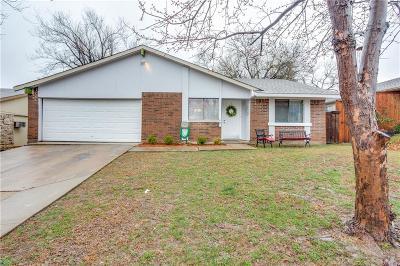 Carrollton Single Family Home For Sale: 2251 Heartside Place