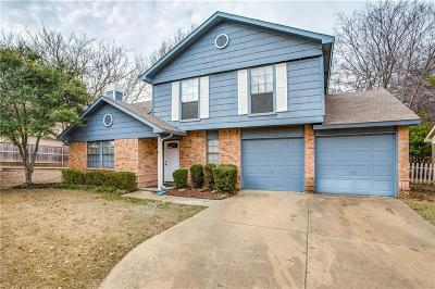 Allen Single Family Home Active Option Contract: 12 Crockett Court