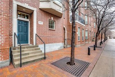 Addison Townhouse For Sale: 15803 Breedlove Place #111