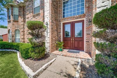 Carrollton Single Family Home For Sale: 1336 Greenway Park Drive