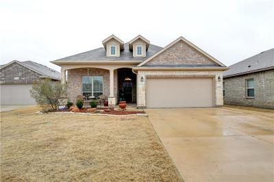 Fort Worth TX Single Family Home Active Option Contract: $220,500