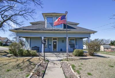 Decatur Single Family Home For Sale: 1406 S Trinity Street