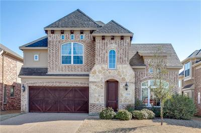 Fort Worth Single Family Home For Sale: 15508 Mayflower Trail