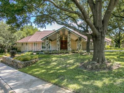 Single Family Home For Sale: 7060 Brookshire Drive