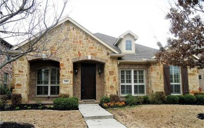 Allen Single Family Home For Sale: 1602 Palisade Drive
