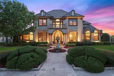 Colleyville Single Family Home Active Option Contract: 5404 Miramar Lane