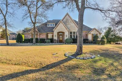 Wylie Single Family Home Active Option Contract: 302 Lago Grande Trail