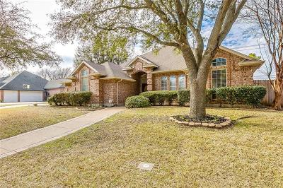 Mansfield Single Family Home For Sale: 1413 Wheeler Drive