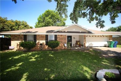 Graham Single Family Home For Sale: 1502 Carolina Street