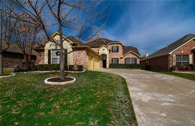 Grand Prairie Single Family Home Active Option Contract: 5419 Childress Drive